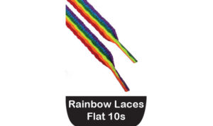 rainbow laces, Rainbow shoelaces